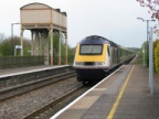 An HST approaches Kemble Up Platform