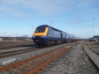 HST on the Down Main