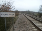 Kingway Bridge Sign