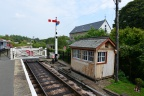 Staverton and Bishops Bridge, SDR Signalling Tour - 6 September 2014