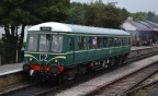 SDR visit - our DMU at Buckfastleigh