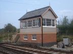 Totnes (Ashburton Junction), SDR Signalling Tour - 6 September 2014