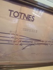 Diagram from Totnes pre-MAS, on display at the South Devon 15168347712 o