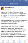 News on Steam Railway Magazine's Facebook