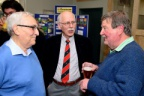 Former signalmen catching up