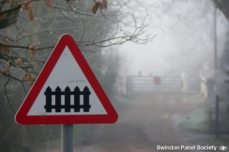 Minety Level Crossing Jan 14th 2012 1.jpg